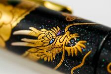 Sailor Double Dragon Limited Edition Maki-e Fountain Pen #04/28