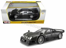 MAISTO 1:18 PREMIERE EDITION - MERCEDES-BENZ CLK-GTR STREET VERSION Diecast Car