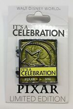 Disney Pin Pixar Party Countdown It's A Celebration Inside Out Joy and Sadness
