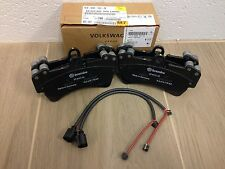 AUDI Q7 FRONT BRAKE PADS AND WEAR SENSORS - OEM Brand New 7L0698151R