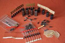 Ampli Amplifier Sansui AU-517 Kit recapage ELNA NICHICON PANASONIC capacitor