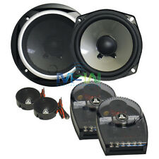 "*NEW* JL AUDIO® C2-600 6"" EVOLUTION C2 2-Way CAR COMPONENT SPEAKERS SYSTEM C2600"