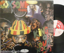 SIR COXSONE SOUND ~ King Of The Dub Rock Part 2 ~ VINYL LP