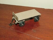 Dinky 25g Trailer Fawn 1st Type