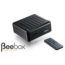 ASRock BEEBOX N3000/B/BB Intel N3000/ WiFi/ A&GbE/ PC Barebone System (Black) MB