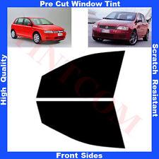 Pellicola Oscurante Vetri Auto Anteriori per Fiat Stilo 5P 2001-2007 da 5% a 70%
