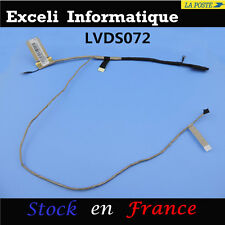 LCD LED LVDS VIDEO SCREEN CABLE NAPPE DISPLAY SONY VAIO P/N: DD0HK6LC001