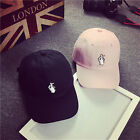 Unisex Korean Style Embroidered Heart Gesture Baseball Cap Hip Hop Hat Mirthful