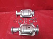 Fit  NISSAN Xterra   4.0L Catalytic Converter 2 PIECES PAIR 2005 2006 2007