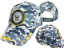 U.S. Navy Shadow Embroidered Hat Baseball Cap Officially Licensed (Navy Seal)