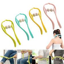 Multi-color Handheld Self Massager Pain Trigger Point Massage for Neck Shoulder