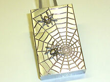 "ZIPPO ORIGINAL 1933 REPLICA ""DOUBLE SPIDER"" LIGHTER - 1998 -LIMITED EDITION-RARE"