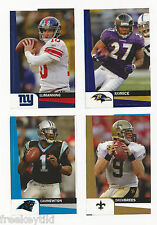 ALL 15 NEW NFL Teams Players Stickers Lot Cam Newton Tom Brady Aaron Rodgers