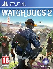 Watch Dogs 2 Standard Edition (PS4) Pre Order Now! Release Date - 15th Nov
