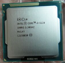 Intel® Core™ i3-3220 Processor  (3M Cache, 3.30 GHz)-3rd Generation 1155 Socket