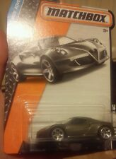 Matchbox ALFA ROMEO 4C not hot wheels