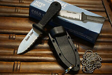 New Cold Steel Super Edge Mini Pocket EDC Knife Tactical Hunting Knives