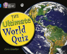 The Ultimate World Quiz: Sapphire/Band 16, Claire Llewellyn