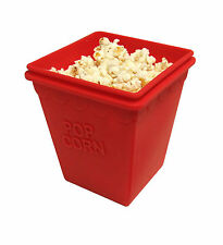 Magic pop corn rouge, Trendy Pop popcorn maker red