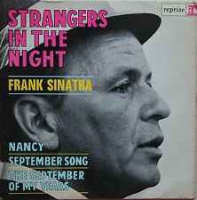 "Vinyle 45T Frank Sinatra ""Strangers in the night"""