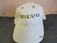 "VOLVO-KHAKI/TAN CAP-""VOLVO"" IN BLACK+""XC90"" IN YELLOW GOLD THREAD-ADJ"