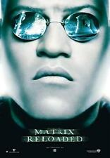 "MATRIX RELOADED POSTER ""MORPHEUS"""