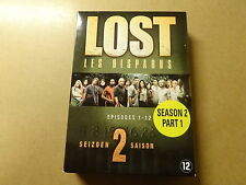 4-DISC DVD BOX / LOST: SEASON 2 - EPISODES 1-12