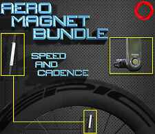 MOBIUS Pedal Cadence+Speed Spoke Magnet for Computer Garmin GSC-10 Sigma Polar