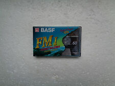 Vintage Audio Cassette BASF Ferro Maxima 60 * Rare From 1995 *