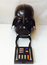 2004 HASBRO STAR WARS DARTH VADER ELECTRONIC VOICE CHANGER HELMET MASK RARE