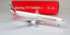 "Herpa Wings 518277-003  Emirates Boeing 777-300ER Reg.: "" A6-ENX "" - Scale 1/500"