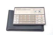 CASIO DC-750A Calculadora DC DATA-CAL 50 CALCULATOR Agenda Teléfono PDA RARE Old