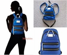 NWT MARC BY MARC JACOBS NEPTUNE BLUE MINI DOMO ARIGATO PACKRAT NYLON BACKPACK