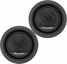"""PIONEER TS-T15 CAR AUDIO STEREO 3 /4"""" SOFT DOME COMPONENT SPEAKERS/TWEETERS SET"""