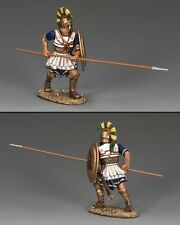 AG030 Hoplite Soldier with Long Spear (Horizontal) by King and Country