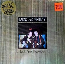 RENO & SMILEY - LAST TIME TOGETHER - STARDAY LBL - 1976 LP - STILL SEALED