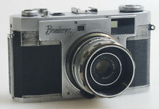 BRUMBERGER 35MM RANGEFINDER CAMERA