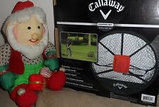 NEW CALLAWAY GOLF CHIPPING NET 24 INCH POP UP TRAINING AID INDOOR/OUTDOOR