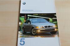 100478) BMW 540i E39 - Protection - USA? - Prospekt 02/1997