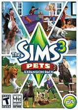 The Sims 3: Pets Expansion Pack (PC/MAC GAMES) - FREE SHIPPING