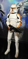 STAR WARS ACTION FIGURE EXCLUSIVE CLONE TROOPER 212TH ATTACK BATTALION 2008