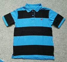 Wrangler Boys&Teens Striped Polo Shirts.100% COTTON. Size 4-5 YEARS. BRAND NEW