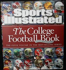Sports Illustrated ~ The College Football Book EUC