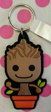 Official Marvel Baby Groot Licensed Rubber Keyring Guardians of the Galaxy