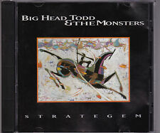 Big Head Todd & The Monsters - Strategem - CD (Giant U.S.A.)
