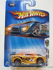 HOT WHEELS 2004 FIRST EDITIONS ASPHALT ASSAULT #073 FACTORY SEALED