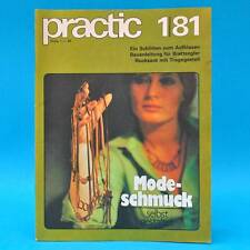 DDR practic 1/1981 Segelbrett Kraxe Springfix Marionette Würfelkalender E