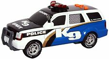 """Toy State 14"""" Rush And Rescue Police And Fire - Police K9 SUV , New, Free Shippi"""