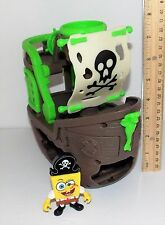 "Imaginext SpongeBob SquarePants ""The Flying Dutchman' Pirate Ship"