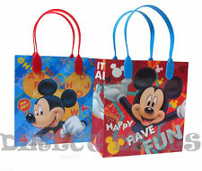 18 pc Disney Mickey Mouse Party Favors Gift Toy Bags Birthday Candy Minnie Treat